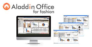 ファッション業界向け販売・在庫管理システム