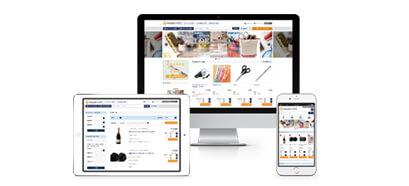 販売管理システムとパッケージカスタマイズ型BtoB EC・Web受発注システムの連携