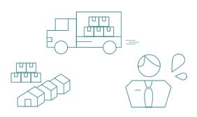 物流在庫と資産在庫管理